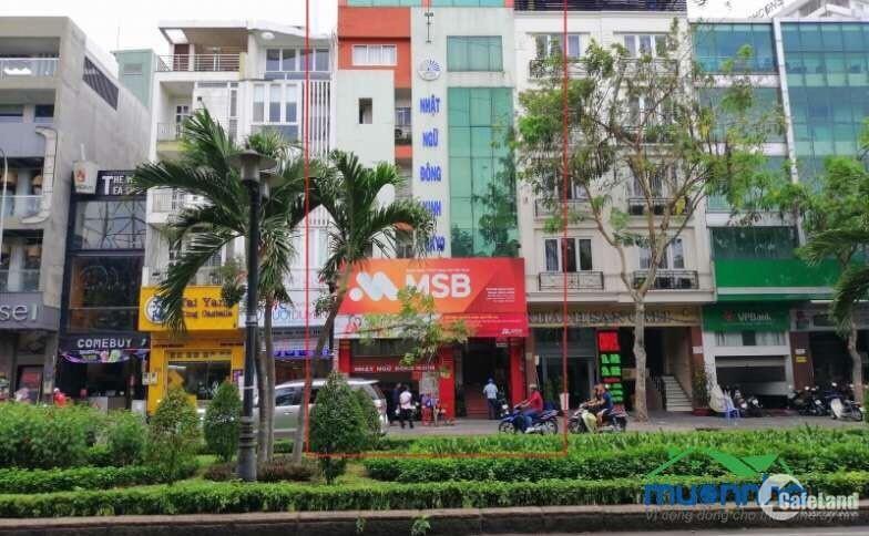 Góc 3 Mặt tiền Phan Xích Long, Phú Nhuận, DT: 28x38m, Công nhận 1.027m2.