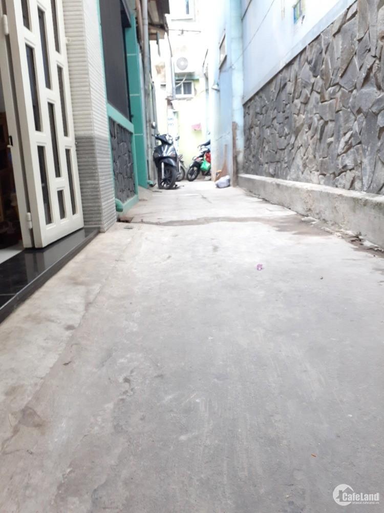 - Bán nhà 333/1 Nguyễn Trọng Tuyển, P1, Tân Bình