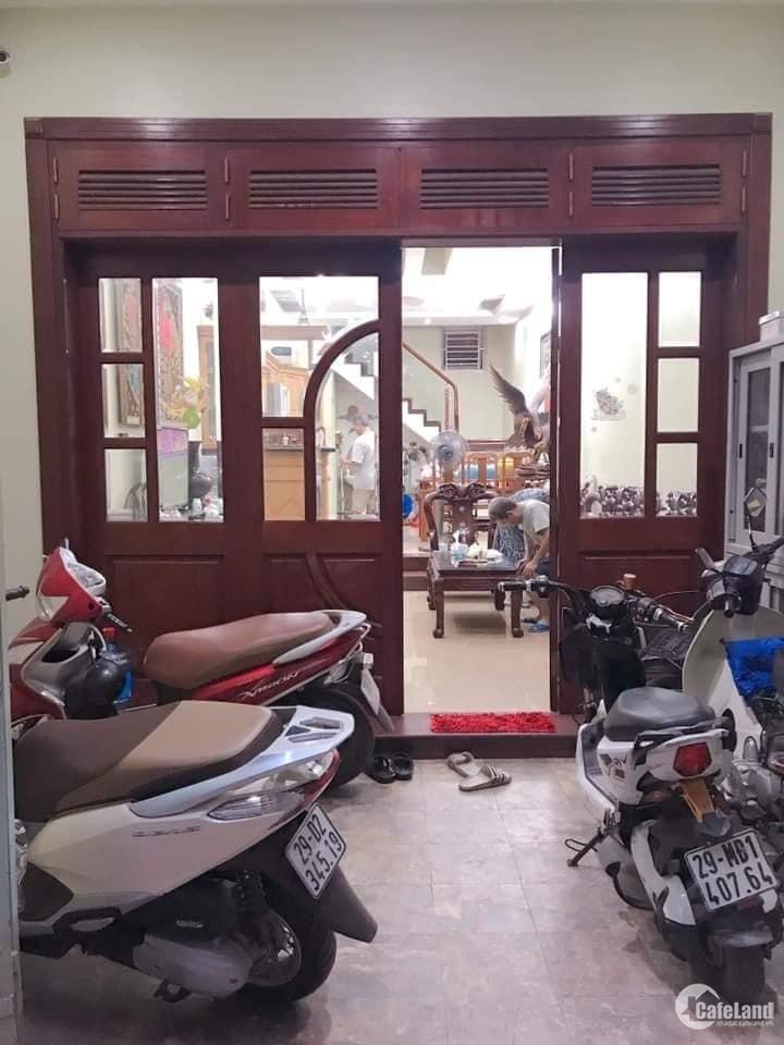 Bán nhà Đẹp,ô tô đỗ cửa phố Lê Trọng Tấn, Khương Mai, Thanh Xuân 58m2, 4 tầng, M