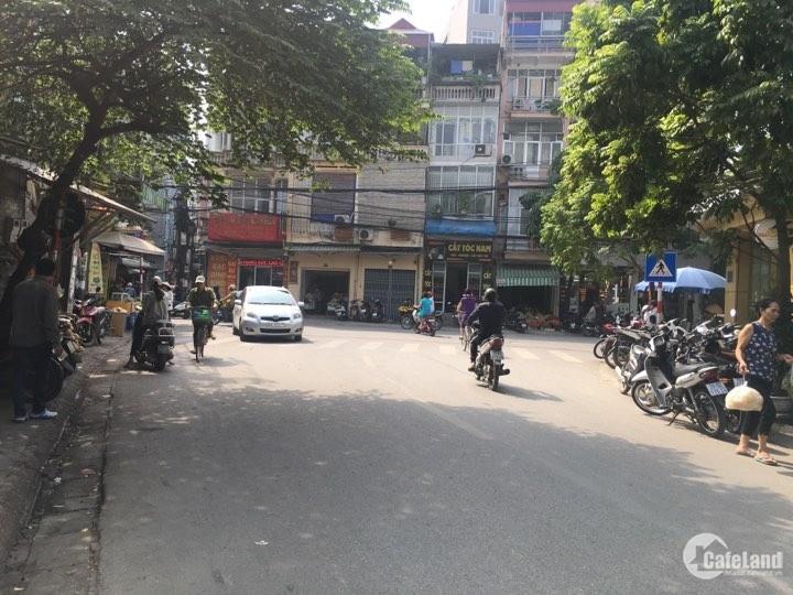 Bán nhà phố Vương Thừa Vũ 45m2, Thanh Xuân. Giá 5 tỷ.