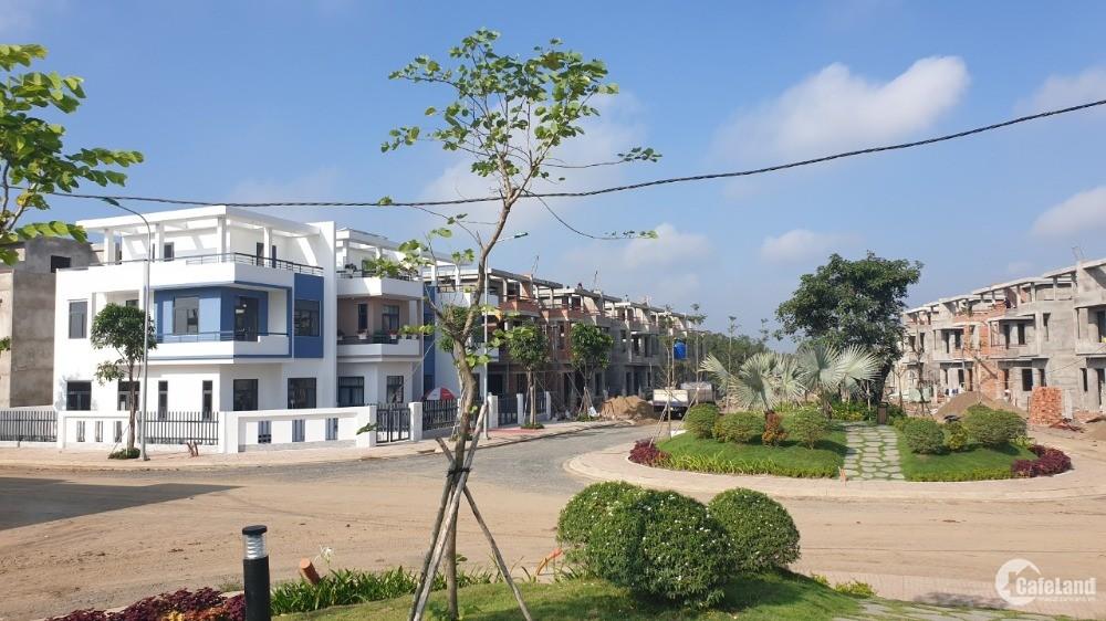 Bán Nhà Phố Liền Kề -Biệt Thự Ngay Khu CN Giang Điền