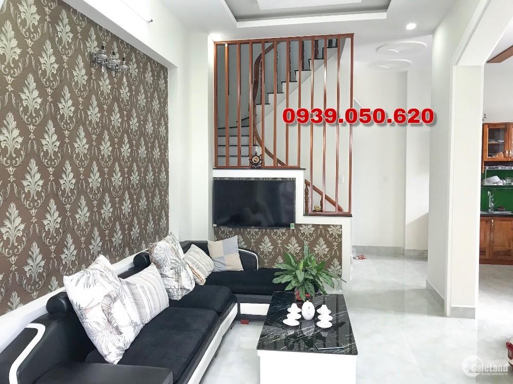 Bán nhà 2 lầu 1 trệt (8x15,6=125) hẻm Lưu Chí Hiếu phường thắng nhất, Tp Vũng Tà