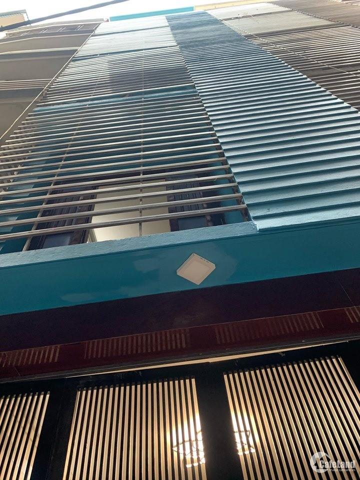Bán nhà Lê Đức Thọ cầu giấy: 40m, 6 tầng, cách ô tô 50m, Giá 4,05 tỷ.
