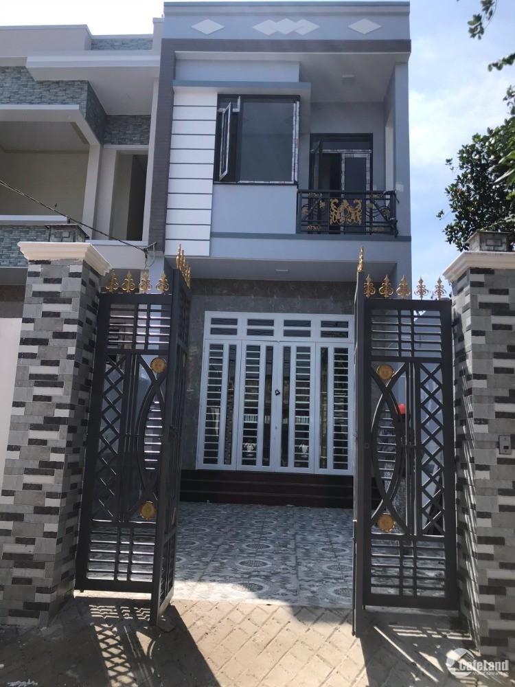 Bán nhà dĩ an, nhà 1 lầu 1 trệt giáp làng đại học quốc gia, giá rẻ
