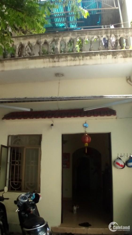 Bán nhà, đất mặt ngõ 72 Tôn Thất Tùng-Hà Nội (120 triệu/m2)