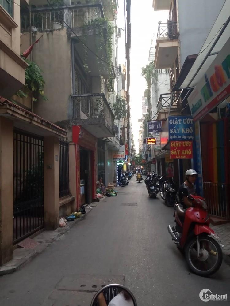 Bán nhà 5 tầng kinh doanh Minh Khai, ô tô đỗ cửa, giá rẻ bất ngờ.