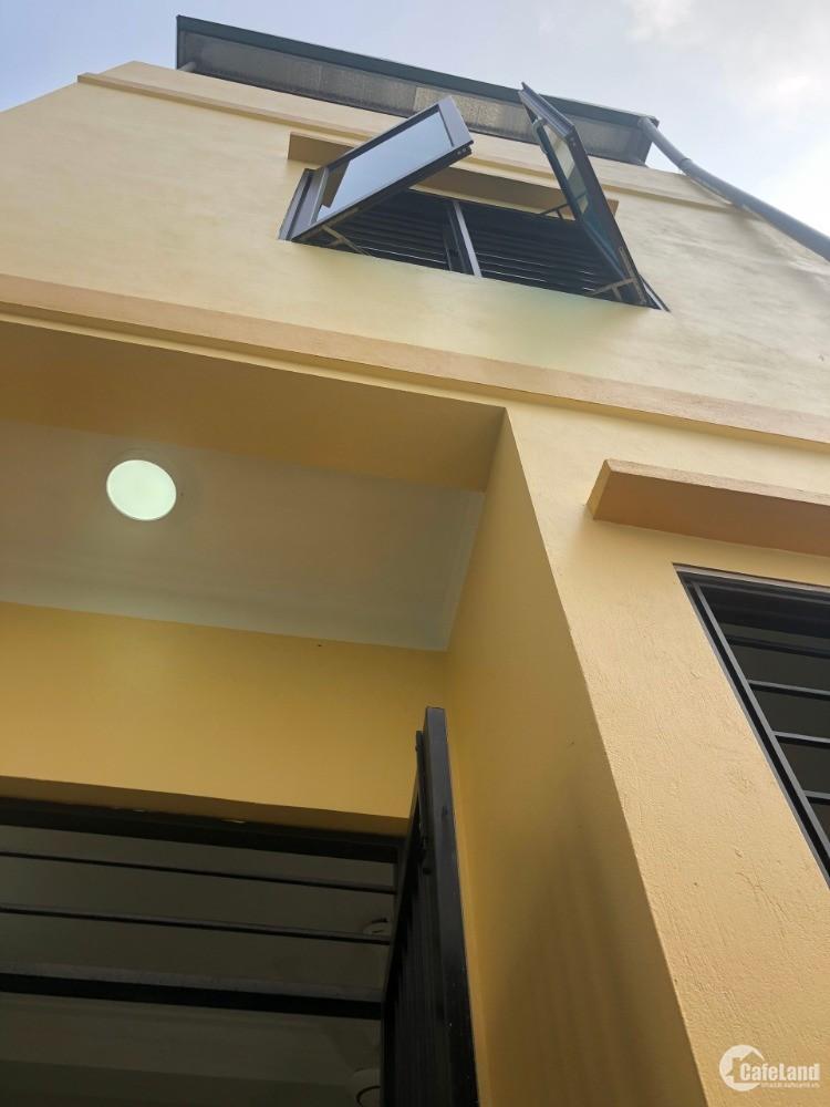 Chính chủ chuyển công tác bán nhà 3 tầng diện tích 40m2.