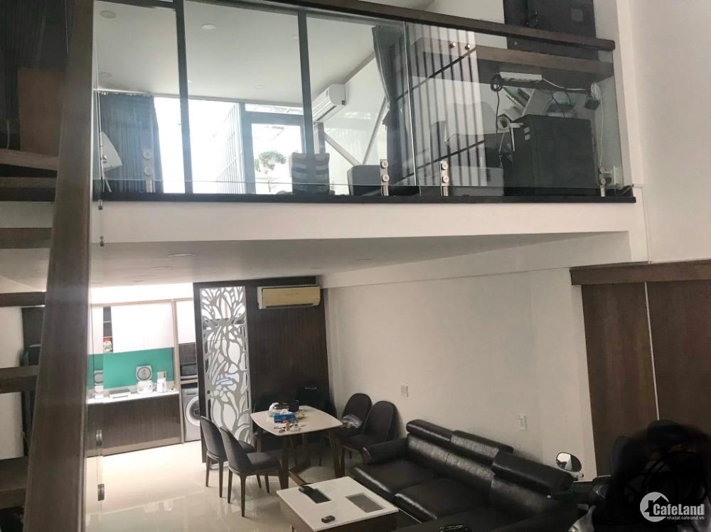 Bán nhà đẹp 1 lửng hẻm 30 Lâm Văn Bền Quận 7