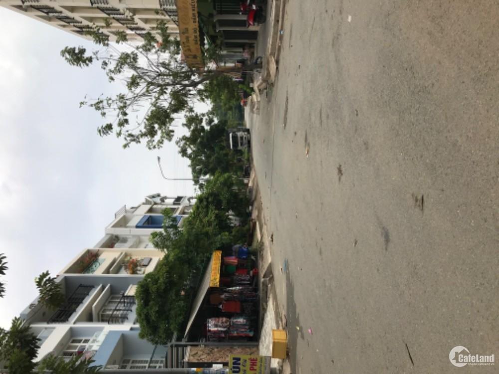 Bán căn góc 2 mặt tiền ngay chợ Phú Thuận 13 tỷ