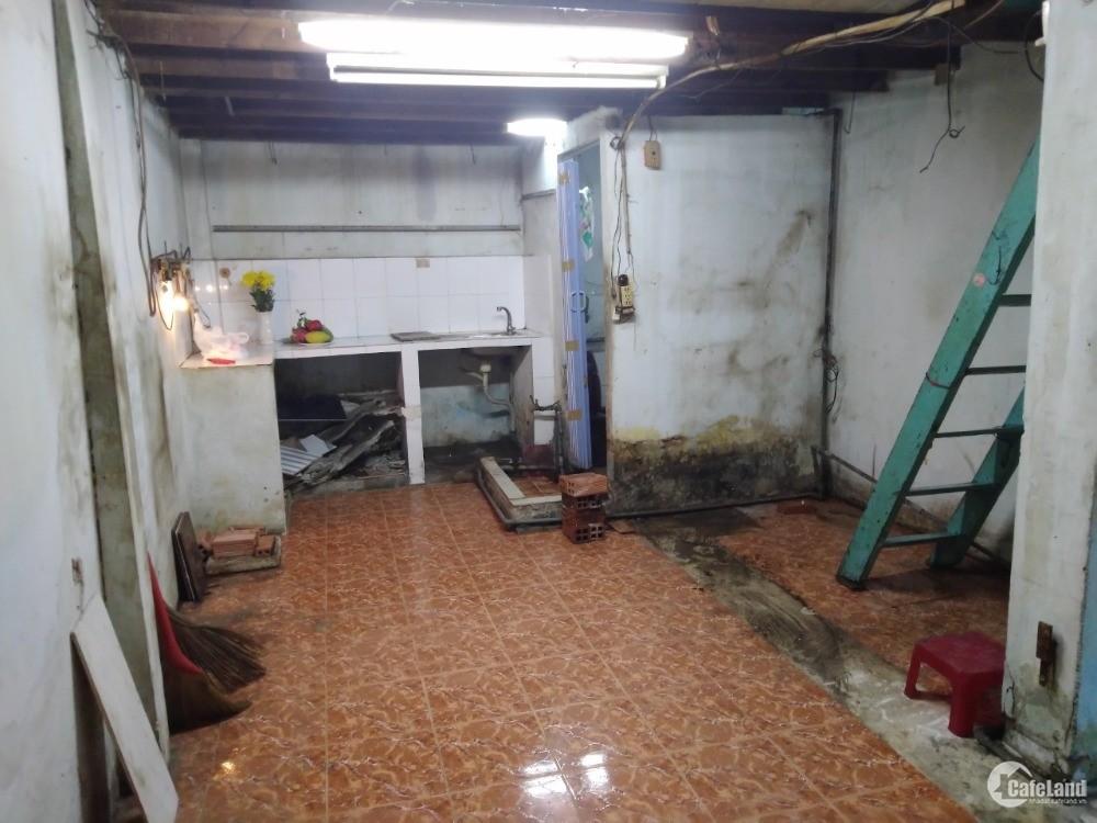 Bán nhà hẻm đường Dương Bá Trạc, Phường 2, Quận 8. Diện tích 64m2. Giá: 3.5 tỷ