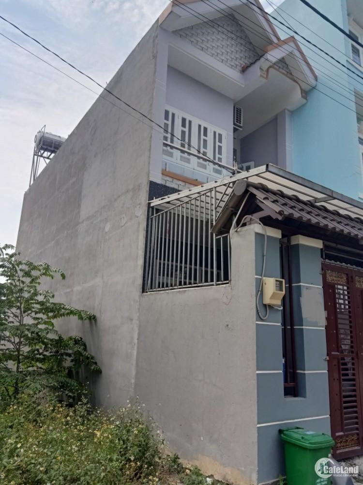 chính chủ bán căn nhà 1 trệt 1 lầu hẻm 1 sẹc 2 xe tải né nhau đường Lê văn Việt