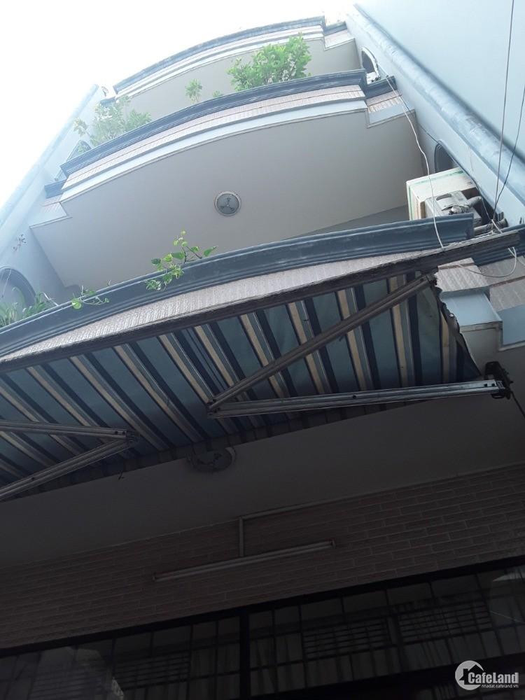 Bán Nhà Hẻm 226 Đường Nguyễn Văn Lượng, P17, Q.Gò Vấp. Tp. Hồ Chí Minh