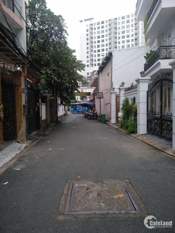 Nhà hẻm xe hơi quay đầu quận Phú Nhuận, 80m2, giá 13 tỷ 5