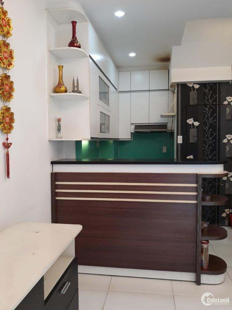 Nhà đẹp giá rẻ 4 tầng 36m2, ngang 4.5m, Cầm Bá Thước, Phú Nhuận.