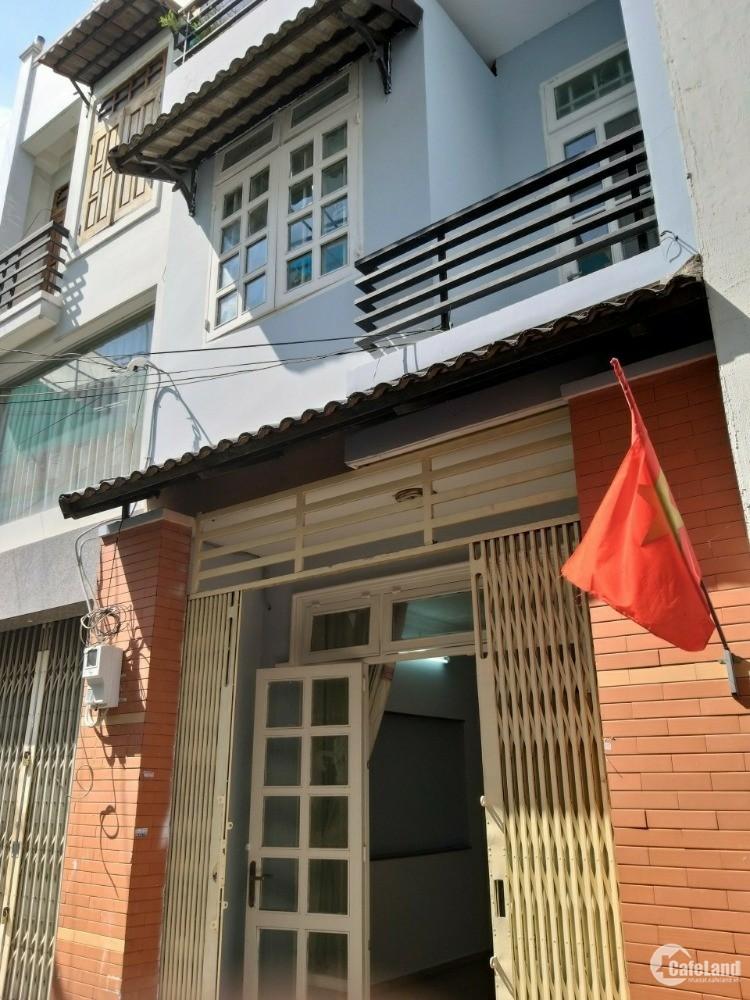 Bán nhà HXH   Gò Dầu  P.Tân Quý  Q.Tân Phú  DT 4x10  1 trệt 1 lầu st  Gía 4 tỷ