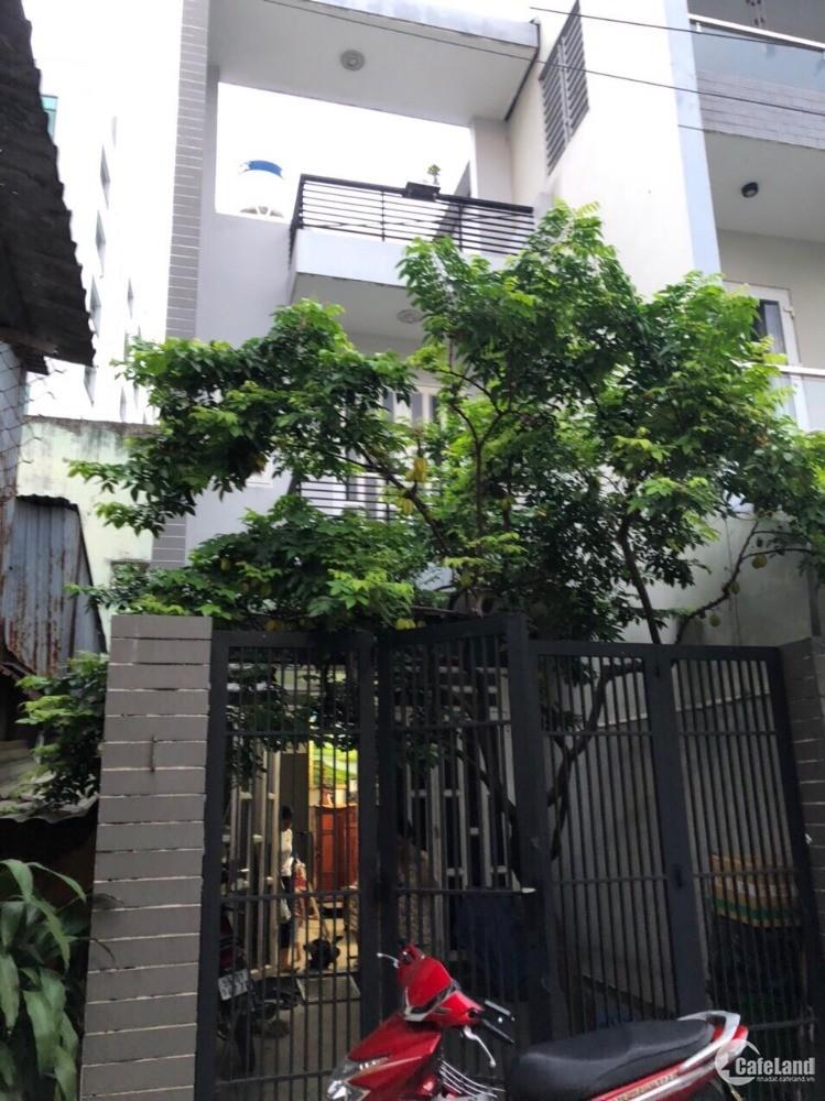 Bán Nhà HXH 6m Phường Tân Sơn Nhì, DT 4x23m, 1 trệt 2 lầu, Giá 6.5 tỷ