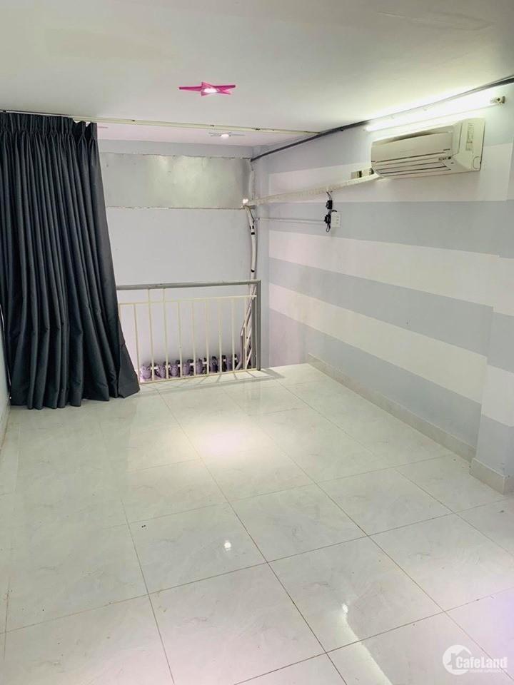 Bán nhà nhỏ sổ riêng, tân phú.2 lầu 2 phòng ngủ,3 tolet.ngay chợ vải phú thọ hòa