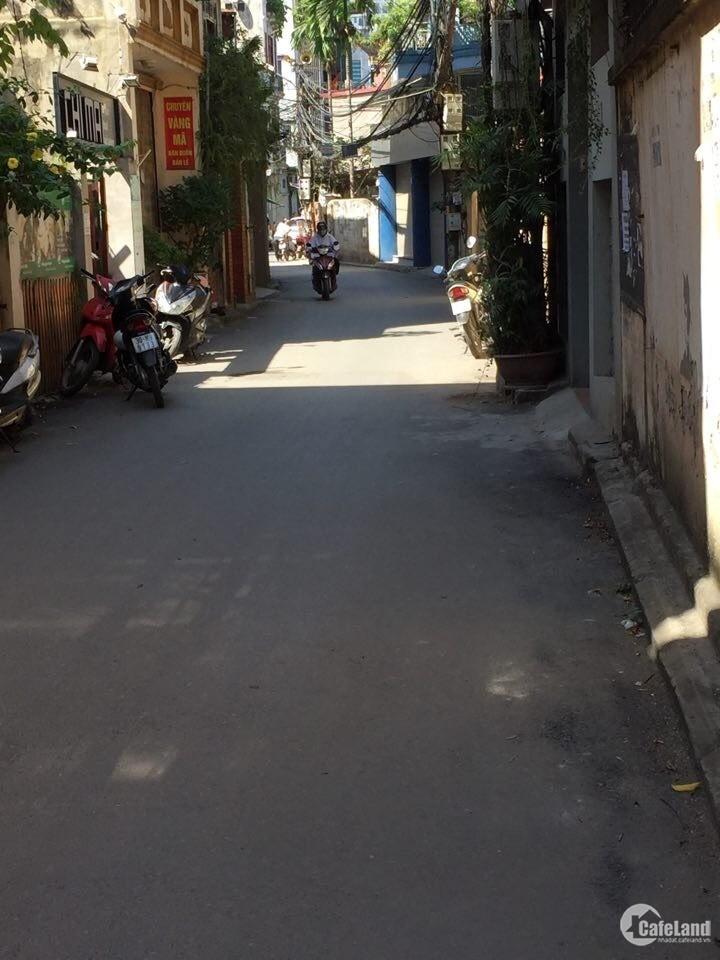 Bán nhà Lạc Long Quân Thuận Tiên kinh doanh Ô tô 7 chỗ đỗ thoải mái Ngõ thông th