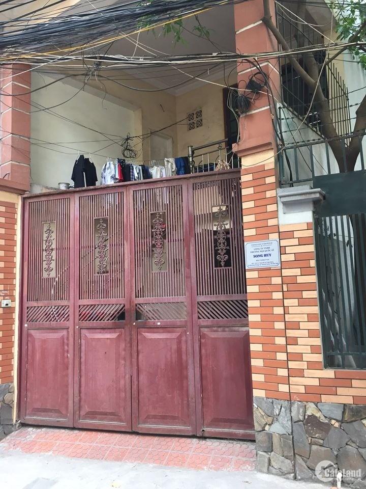 Bán nhà 52m2 ô tô đỗ cửa phố Tô Vĩnh Diện, Khương Trung, Thanh Xuân