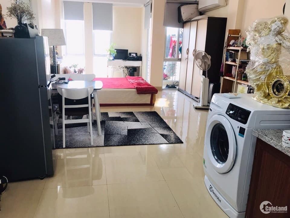 Cho thuê Chung cư mini Bồ Đề 35m2 full nội thất hiện đại 6tr/tháng