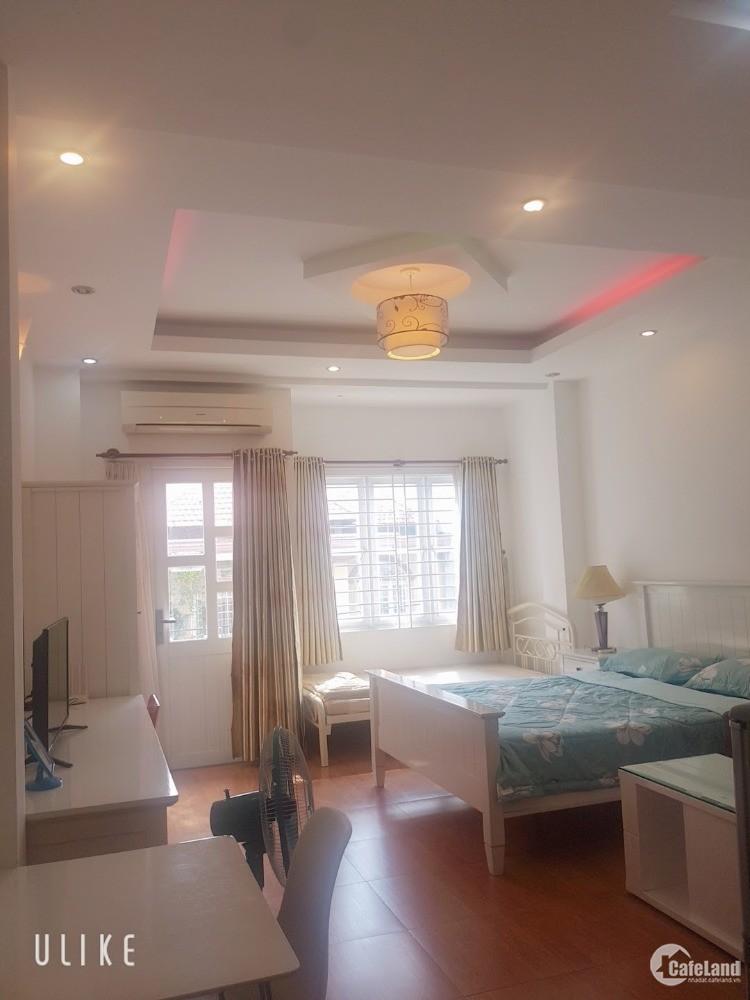 Cho thuê căn hộ dịch vụ tại quận 1 và quận 8, full nội thất, giá tốt