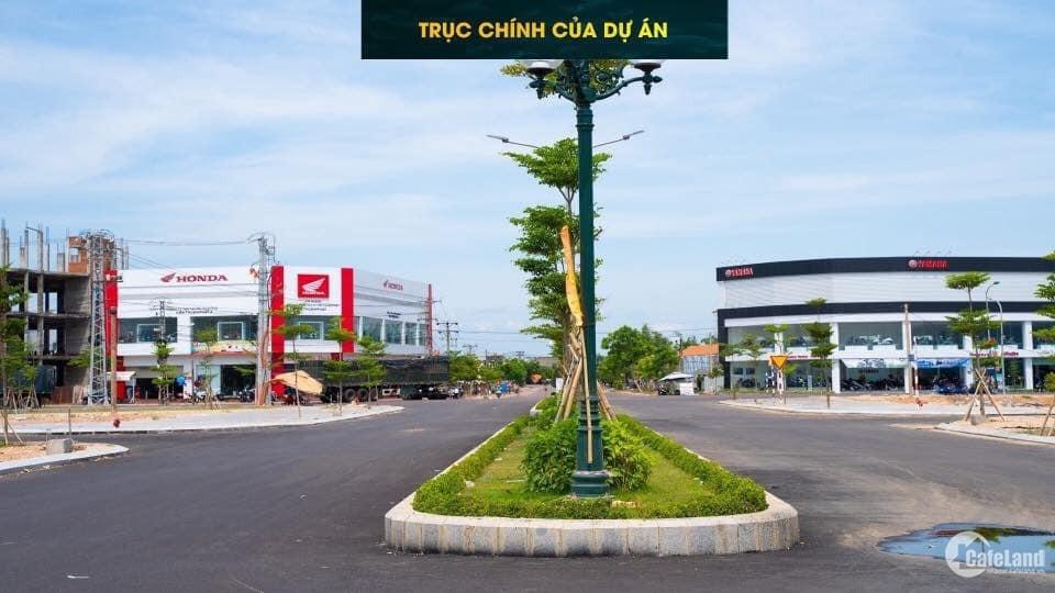 KĐT điện âm Đông Bàn Thành , sổ đỏ vĩnh viễn giá chỉ từ 1 tỷ