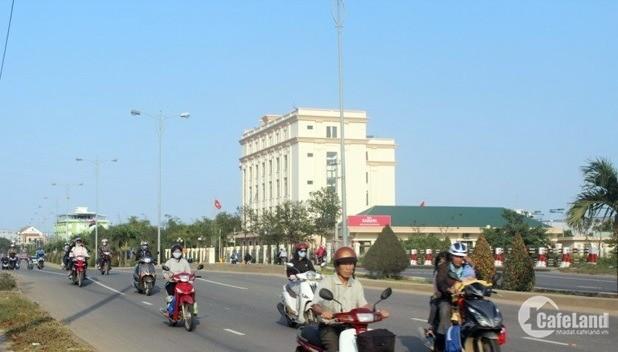 Mở bán dự án trung tâm dự án trung tâm Đà Nẵng, mặt tiền đường 33m