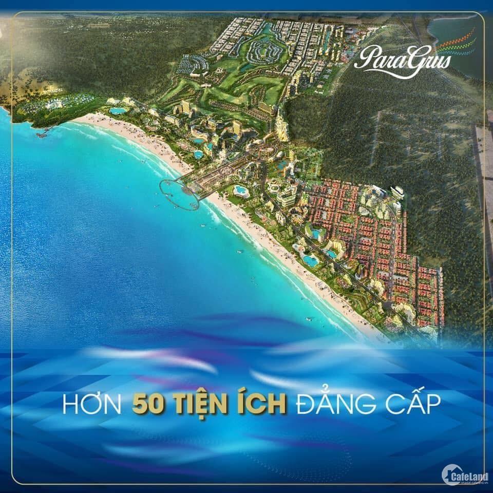 Vị thế đắc địa, pháp lý đầy đủ, đất nền sở hữu LÂU DÀI - KN Paradise Cam Ranh. L