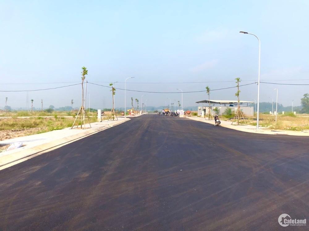 Bán Đất Dự Án Golden City - CĐT cty Lan Phương, SHR, Thổ Cư, 650tr sở hữu ngay