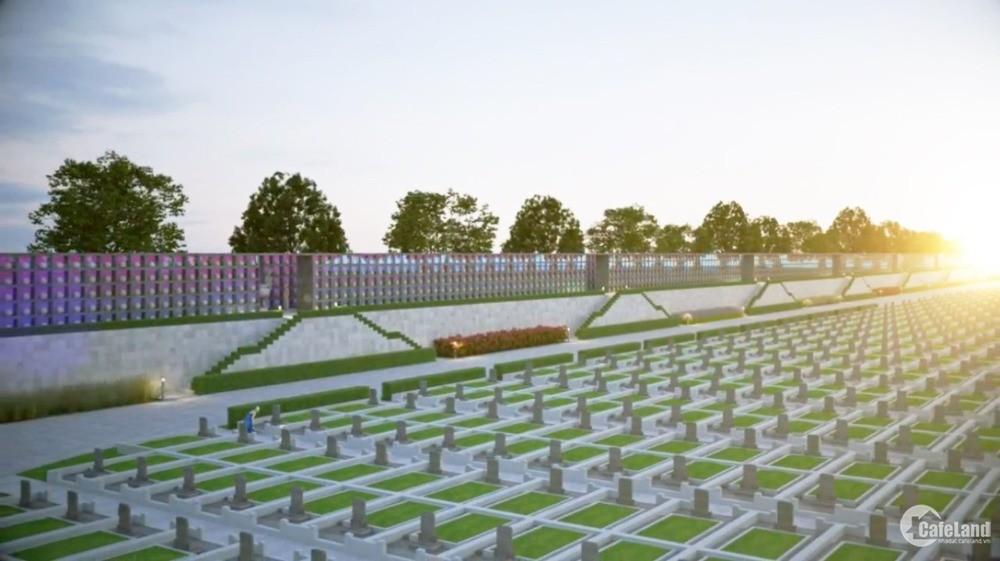 Cần chuyển nhượng lô đất nền mộ đôi Hoa viên Sala Garden Long Thành Đồng Nai