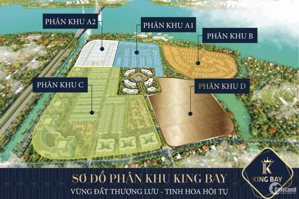 Đất nền nhà phố Nhơn Trạch dự Án KingBay
