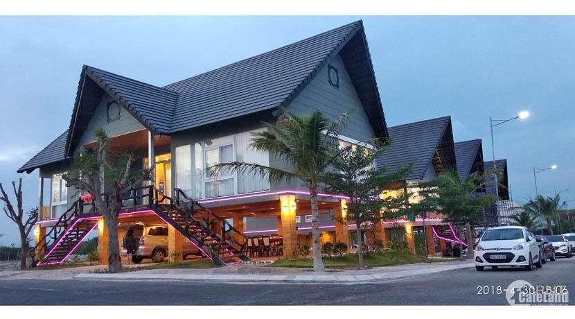đất biệt thự nghỉ dưỡng IRelax Bangkok,bình châu, giá chỉ 1.9tr/m2, sinh lợi cao
