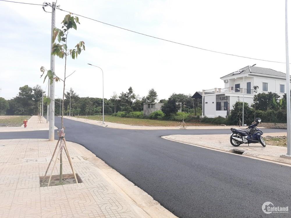 Bán đất chính chủ mặt tiền quốc lộ 56, hòa long, BRVT, shr, thổ cư: 100m2.