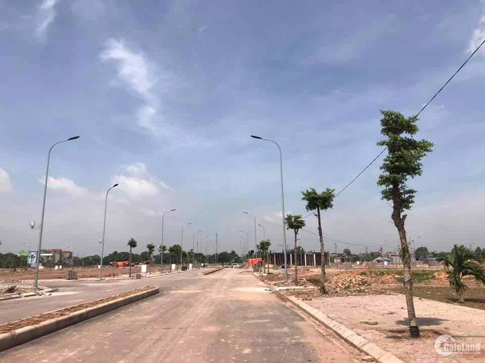 Cơn bão đầu tư đất nền TP Bắc Giang quý 4 2019