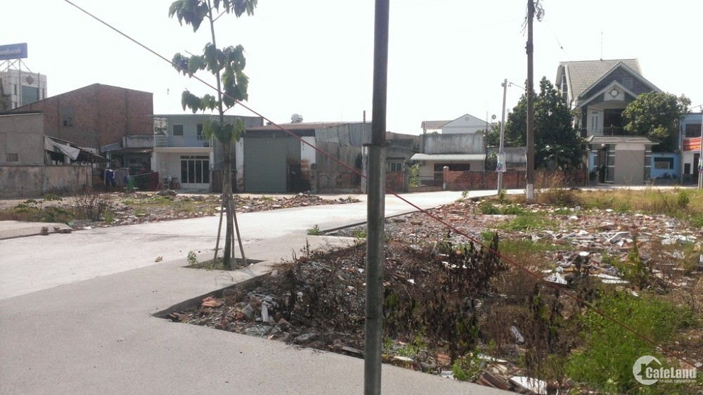 bán lô đất vườn trung tâm bến cát gần khu công nghiệp giá