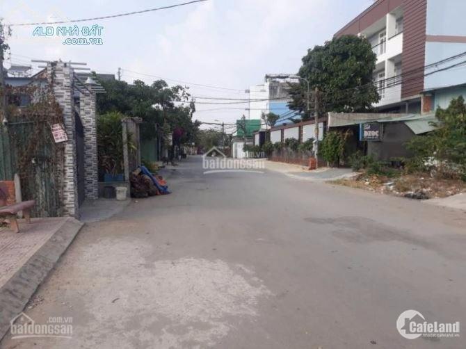 Bán đất MT Bình Quới Thanh Đa Bình Thạnh có sổ đỏ, XDTD, giá 2,2 tỷ