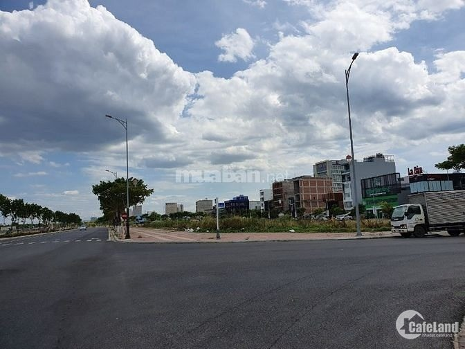 Bán Đất Mặt Tiền Trương Quang Giao Đối Lưng CMT8.