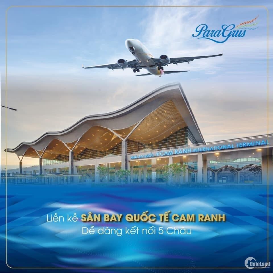 KN Paradise vị trí vàng-siêu đô thị nghỉ dưỡng tại Bãi Dài,C Ranh. Sở hữu lâu dà