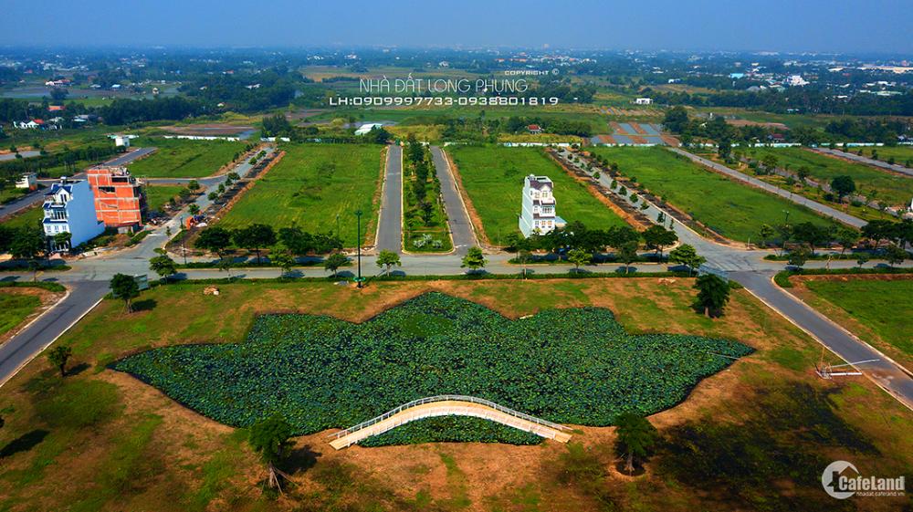 Cần bán 2 lô đất nền dự án Fivestar Ecocity  liền kề  đường D9