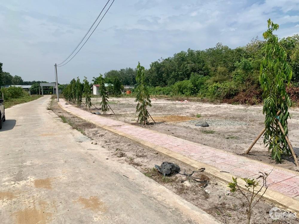 Chính chủ cần bán vài lô đất gần kề TTHC huyện Chơn Thành, sổ sẵn, sang tên ngay
