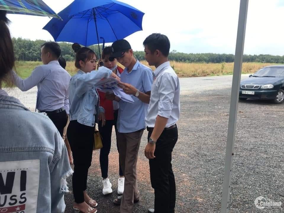 Bán đất Chơn Thành ngay KCN Minh Hưng 3 cách chợ chỉ 500m giá đầu tư