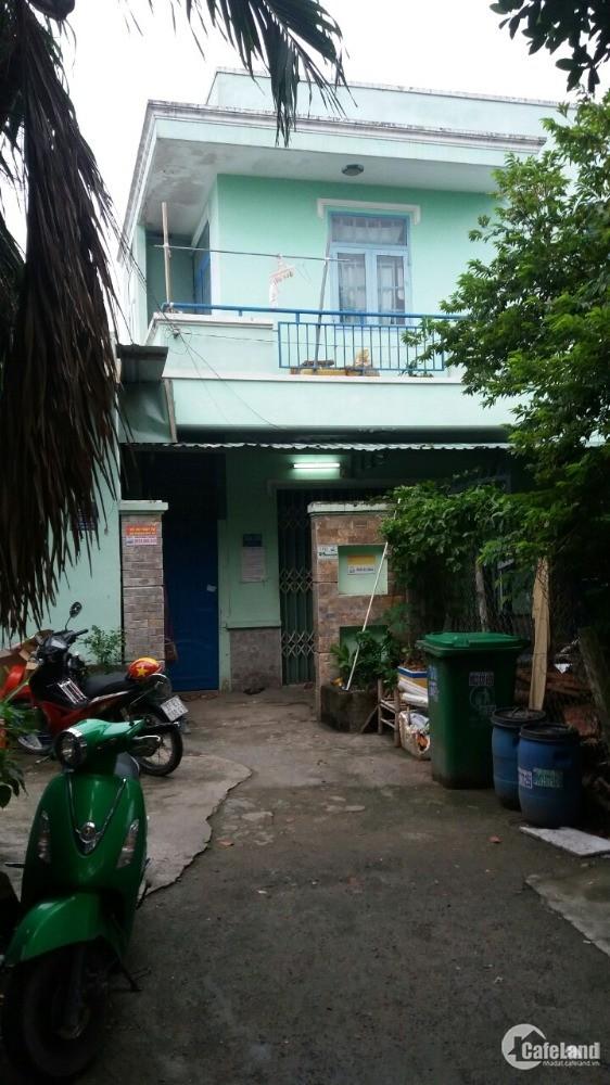 Cần bán lô 177m2 đất +nhà+ 9 phòng trọ giá 1ty500, sổ hồng riêng. Ngay ĐT 743B
