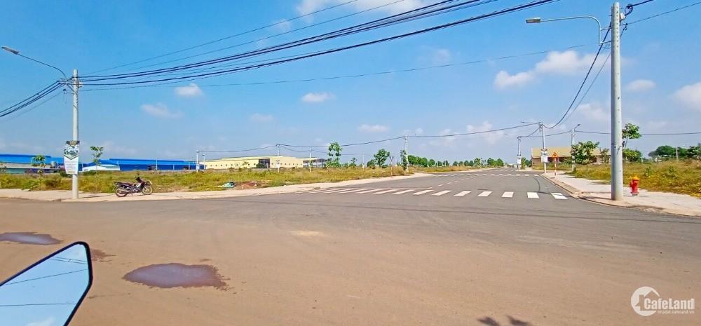 ĐẤT ĐẦU TƯ  NGAY CỔNG KCN BĂC ĐỒNG PHÚ, SHR, CÔNG CHỨNG NGAY CHỈ 350TR/110M2