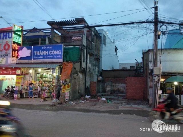 Cần vốn kinh doanh, chị Mười cần bán gấp nền đất mặt tiền Mai Bá Hương, sổ riêng