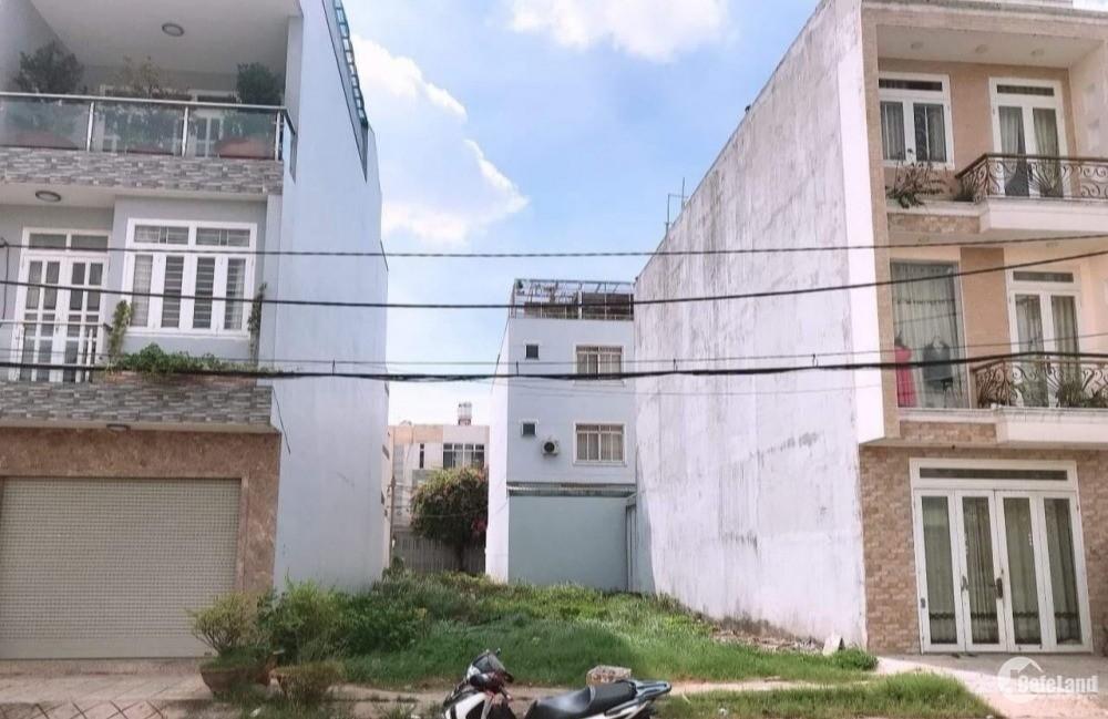 Bán gấp nền đất MT Trần Văn Giàu, Bình Lợi. Thổ cư sổ riêng. Giá gốc 800tr
