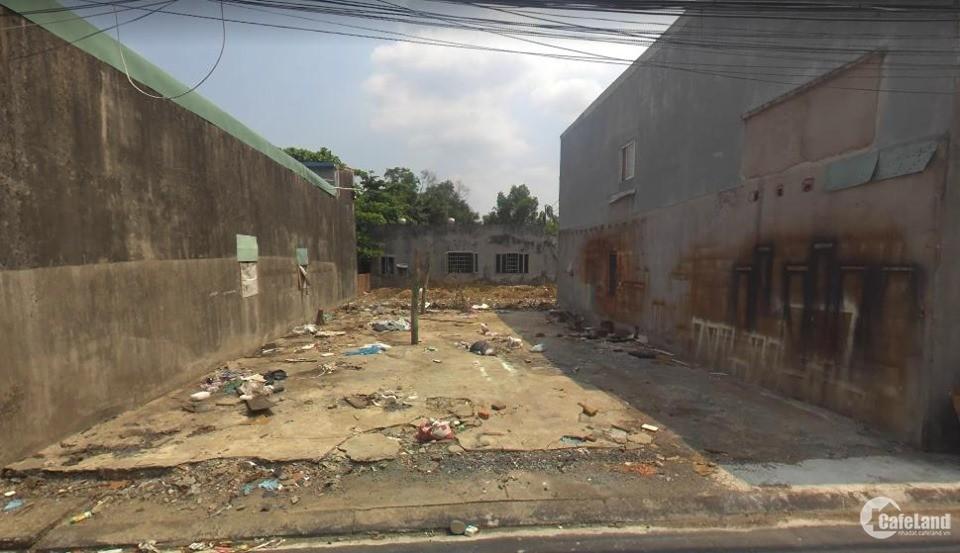 bán lô đất 6x25m ở đường Lê Minh Nhựt, Tân An Hội, Củ Chi