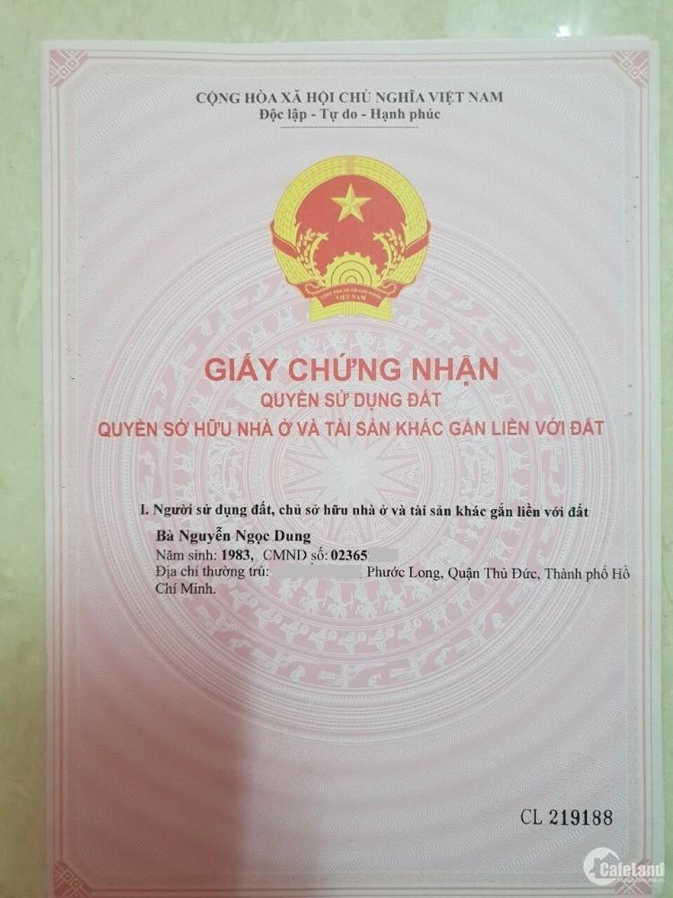 Cô Dung sang lô góc 2mt ngay chợ SHR mt Bến Than 115m2 Giá 760tr,