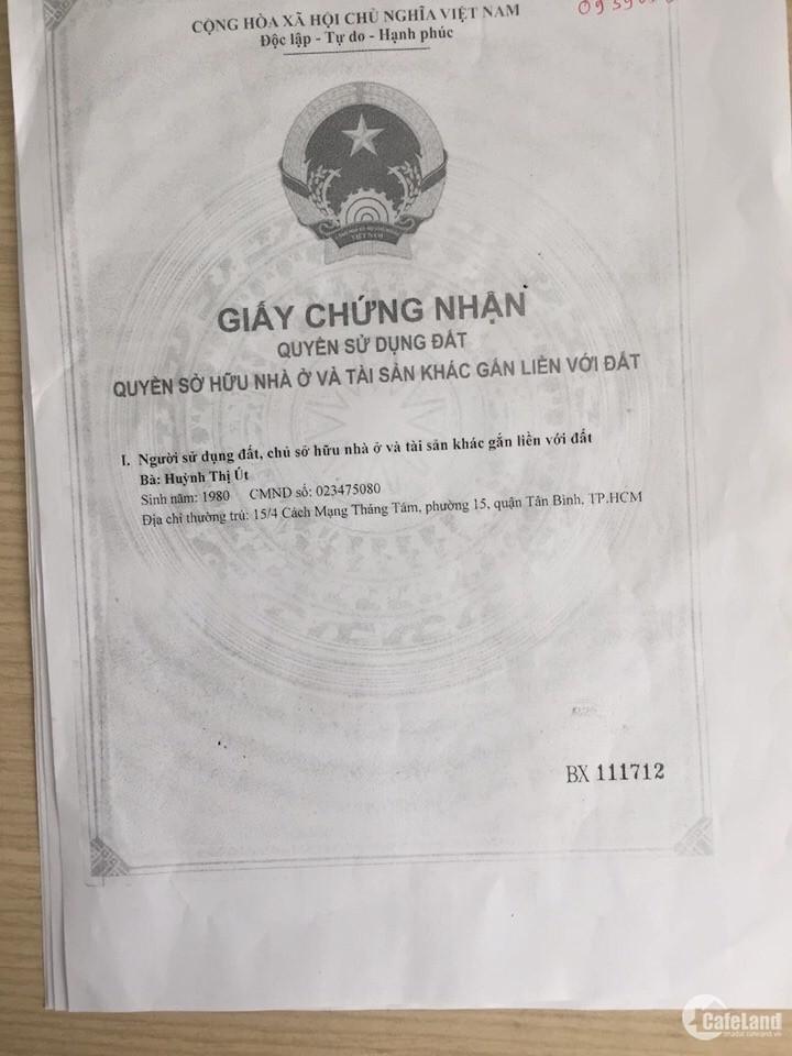 Kẹt tiền bán gấp lô đất 107m2 SHR cách chợ Xuân Thượng 500m