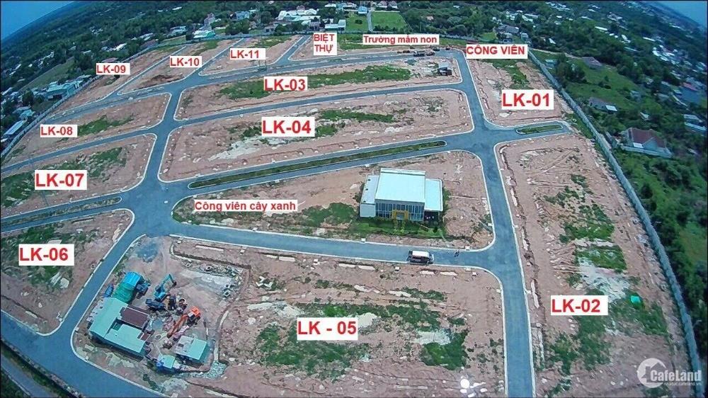 Bán Đất dự án Eco Town Long Thành.Khu Độ Thị Loại IV Chỉ 800tr /100m2 (SHR) Từng