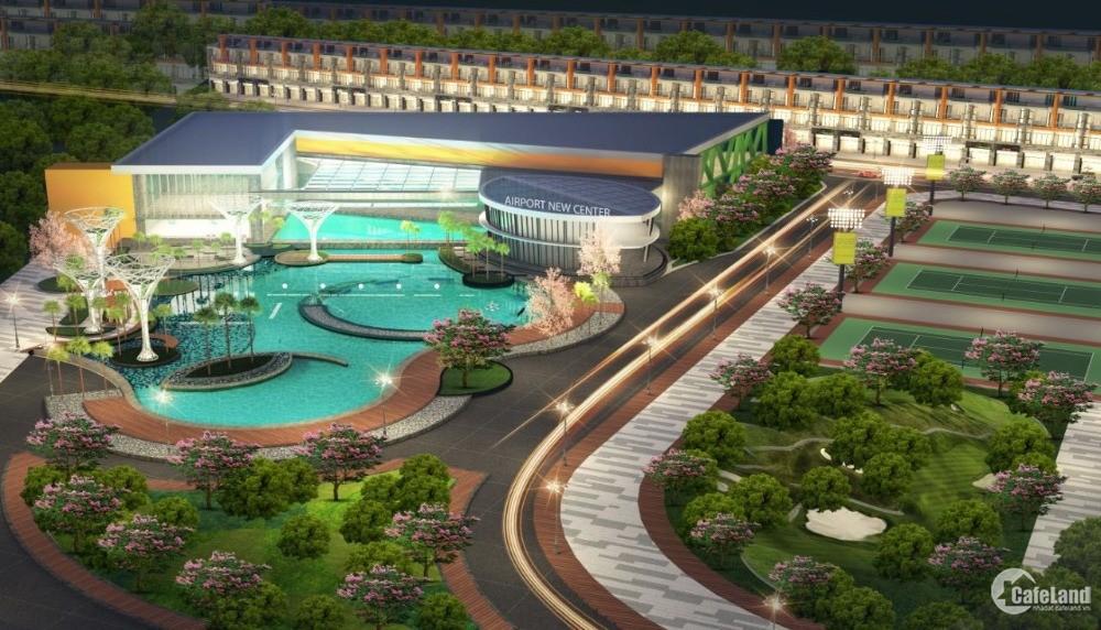 Bán đất nền khu đô thị Airport New Center Long Thành Đồng Nai chỉ từ 13tr/m2